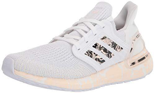 """<p><strong>adidas</strong></p><p>amazon.com</p><p><strong>$160.00</strong></p><p><a href=""""https://www.amazon.com/dp/B083KYZ4Q1?tag=syn-yahoo-20&ascsubtag=%5Bartid%7C10065.g.36210019%5Bsrc%7Cyahoo-us"""" rel=""""nofollow noopener"""" target=""""_blank"""" data-ylk=""""slk:Shop Now"""" class=""""link rapid-noclick-resp"""">Shop Now</a></p><p>It's no wonder Adidas' Ultraboosts are considered <a href=""""https://www.womenshealthmag.com/fitness/a33348636/meghan-markle-adidas-sneakers-sale/"""" rel=""""nofollow noopener"""" target=""""_blank"""" data-ylk=""""slk:the best running shoes of all time"""" class=""""link rapid-noclick-resp"""">the best running shoes of all time</a>. </p><p>Not only are they incredibly stylish, they also have super-responsive cushioning to <em>literally</em> add some pep to your step. </p>"""