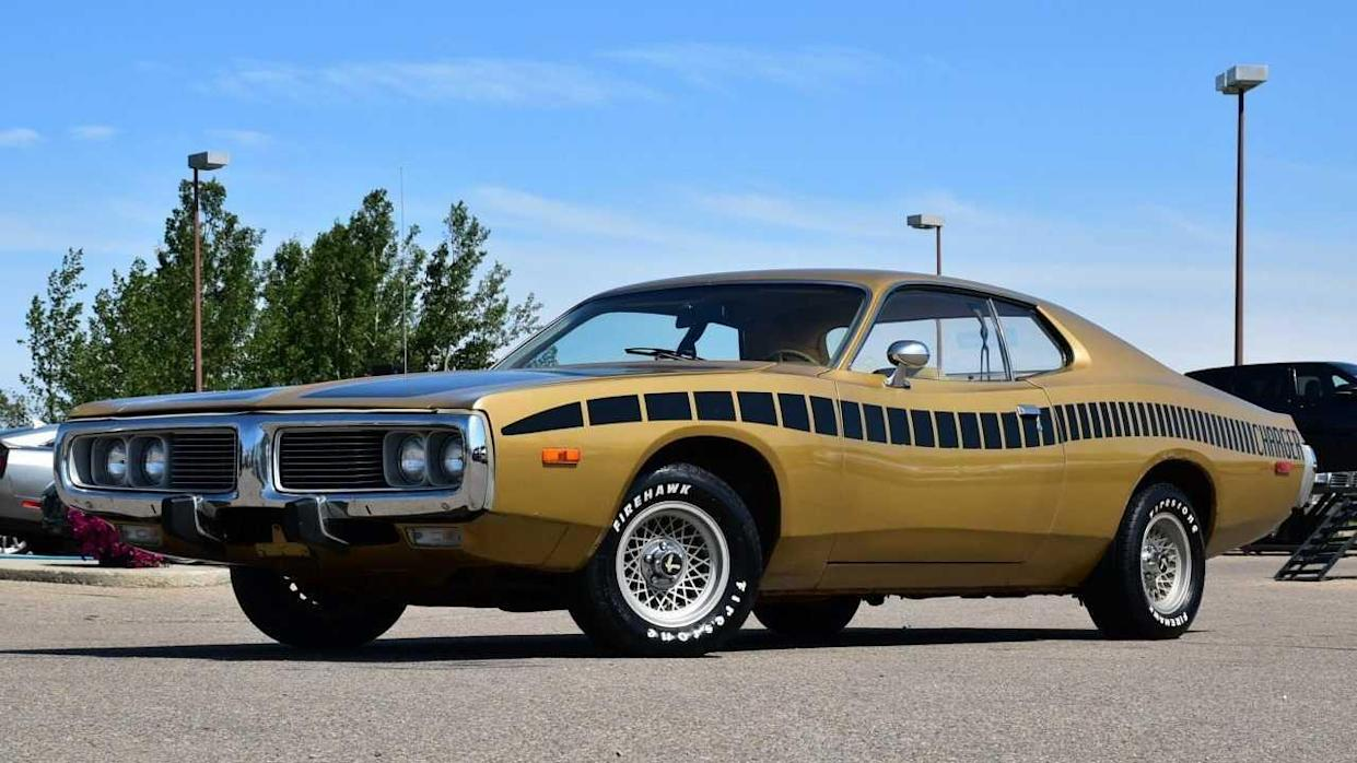 Low-Mileage 1974 Dodge Charger Is One Beautiful B-Body
