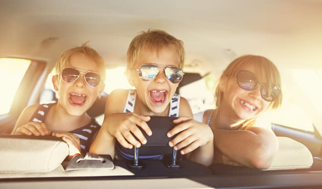 From I Spy to iPad, finding the right method to keep the kids entertained on car journeys is something that will have even the most patient parent perplexed.