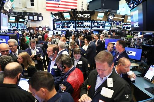 United States  jobs data lifts Wall Street as tech, financials advance