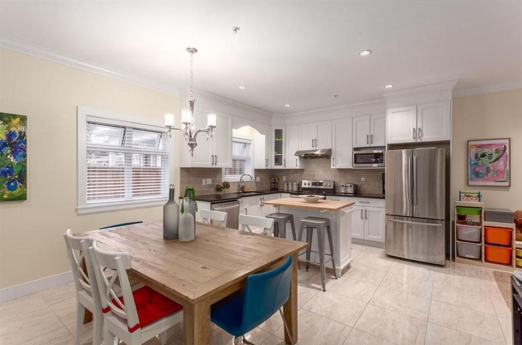"<p><a rel=""nofollow"">5512 Dundee St., Vancouver, B.C.</a><br /> This 1,336-square-foot home, built less than a year ago, has stainless steel appliances in the kitchen and granite countertops.<br /> (Photo: Zoocasa) </p>"