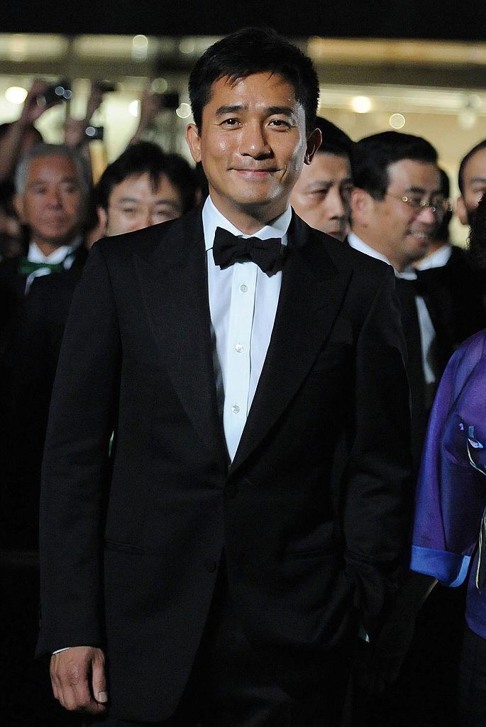 TOKYO - OCTOBER 18: (JAPANESE TABLOIDS OUT) Actor Tony Leung attends the 21st Tokyo International Film Festival (TIFF) Opening Ceremony at Roppongi Hills on October 18, 2008 in Tokyo, Japan. TIFF takes place from October 18 to 26 showing more than 300 films during the festival. TIFF consists of 6 categories: Special Screenings, Competition, Winds of Asia-Middle East, Japanese Eye, World Cinema and natural TIFF supported by Toyota. (Photo by Jun Sato/WireImage)
