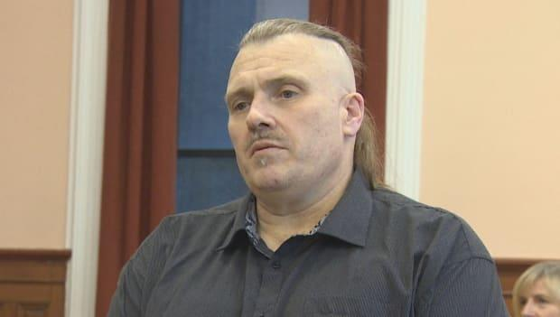 Al Potter, pictured here in 2019, was found guilty of the 2014 stabbing death of Dale Porter. His appeal of the conviction has been dismissed.