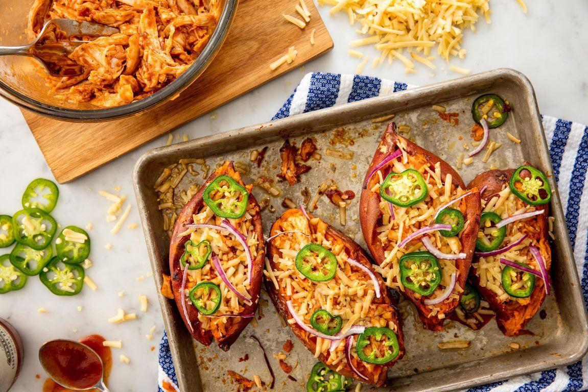 <p>As their name suggests, twice-baked potatoes take some time in the oven to get to the perfect consistency. But as long as you're patient, they're so worth the effort.</p>