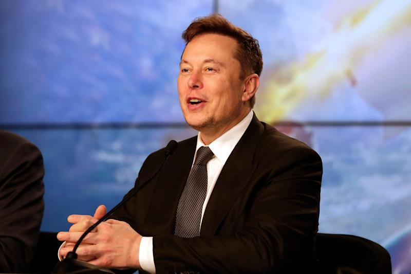 Tesla CEO Elon Musk vows to make ventilators at Buffalo plant that got $750M state subsidy