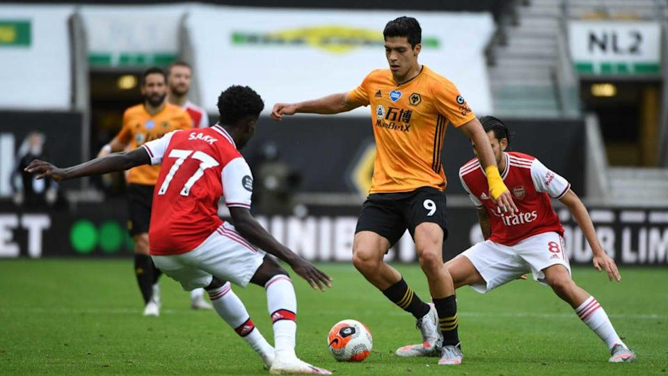 Wolverhampton Wanderers v Arsenal FC - Premier League | Sam Bagnall - AMA/Getty Images