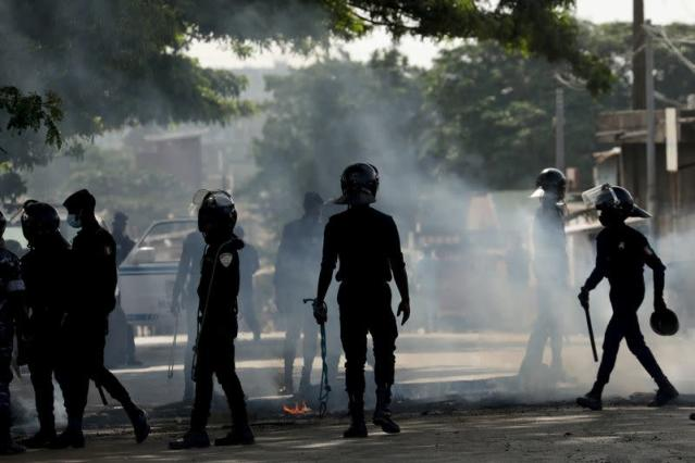 Three killed in Ivory Coast protests against president's third ...