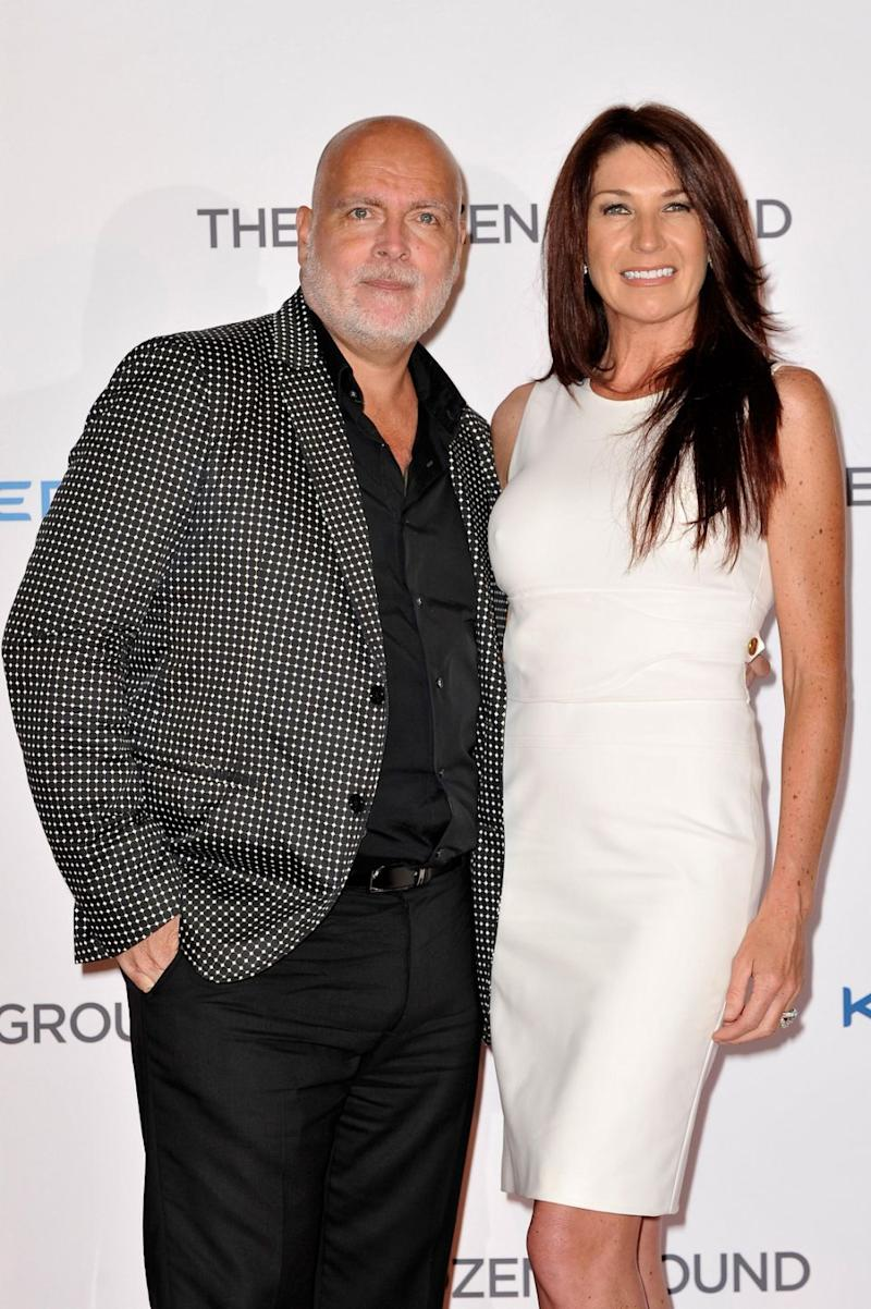 Gary has pleaded guilty to a drunken attack on his wife Julie-Ann last month. Photo: Getty