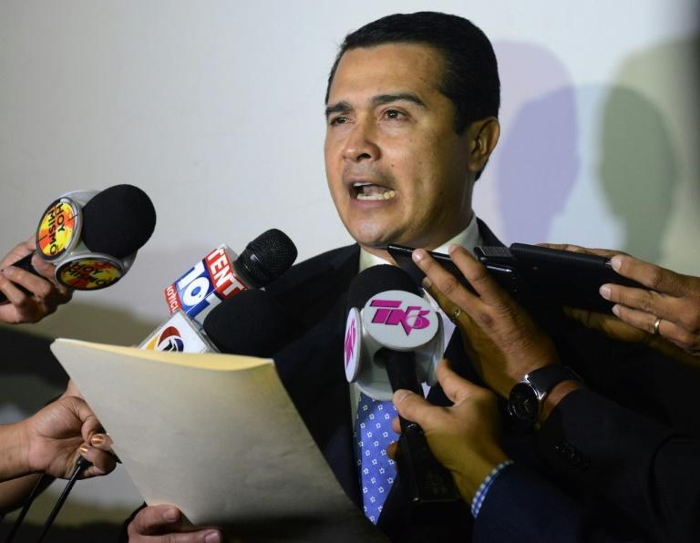 Tony Hernandez, pictured in 2016, was convicted by a New York jury on all four counts of drug trafficking in October 2019
