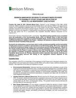 View PDF (CNW Group/Denison Mines Corp.)