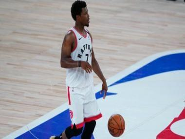NBA: Kyle Lowry scores 33 points to lead Toronto Raptors to 11th straight win over Los Angeles Lakers