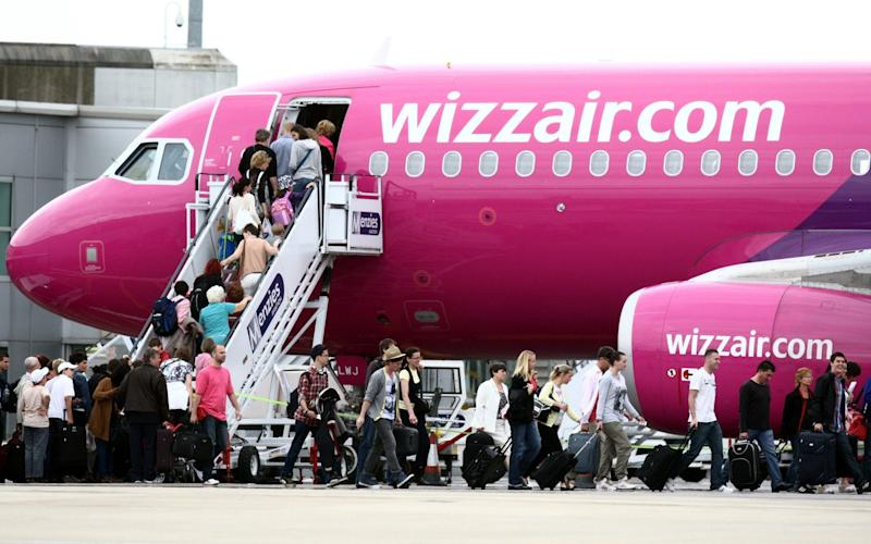 Wizz Air has asked all of its customers to change their passwords as a