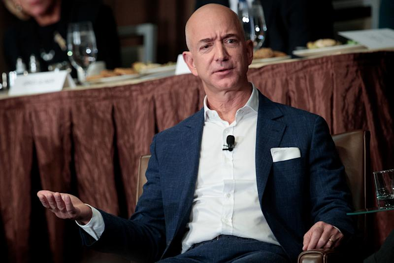 Jeff Bezos wants to give more money to charity, but