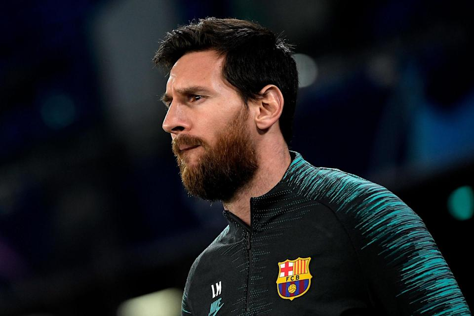 How will Messi fare in the house that Maradona built?: AFP via Getty Images