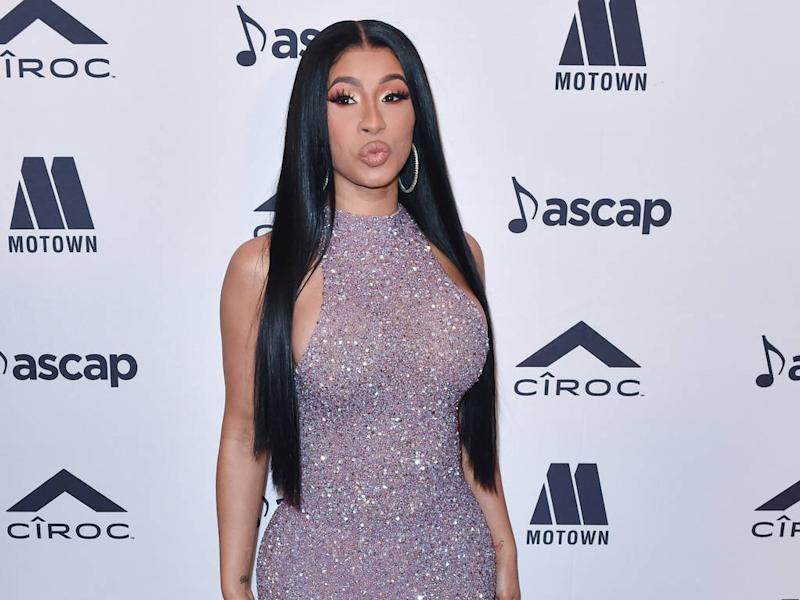 Cardi B: 'I think I want to be a politician'