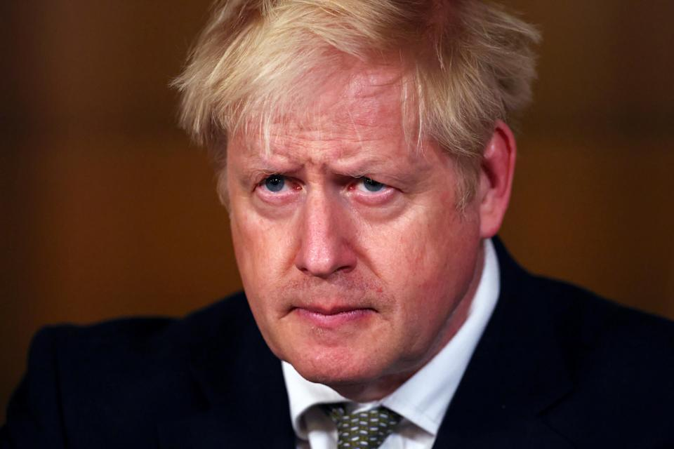 British Prime Minister Boris Johnson. Photo: Henry Nicholls- Pool/Getty Images