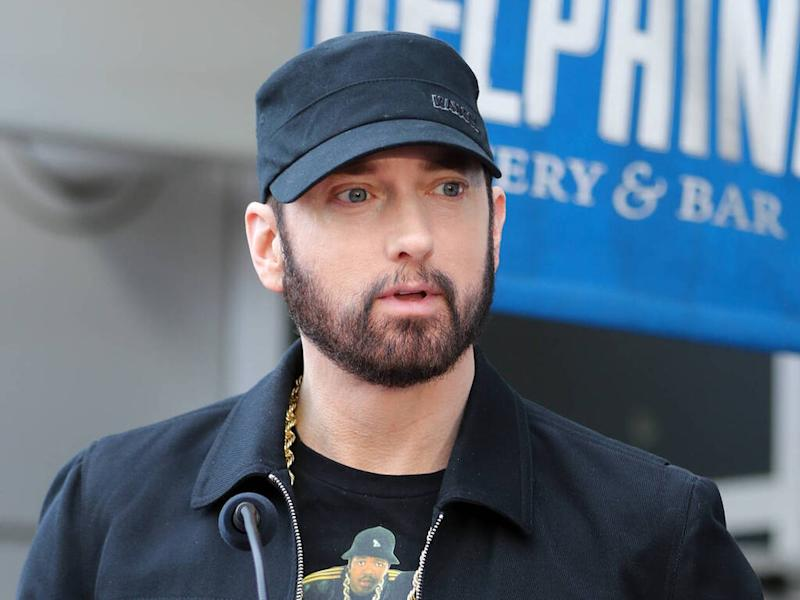 Eminem's home intruder told him he was there to kill him - report