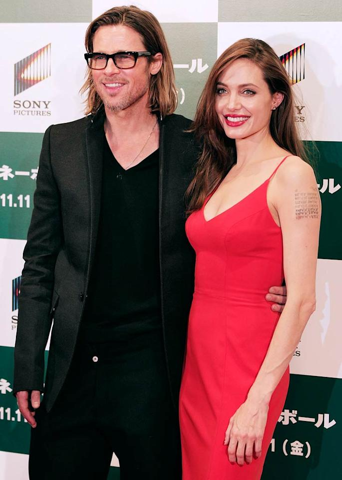 "Last year, Brad Pitt and Angelina Jolie fired an employee named Ana Charlotiaux for allegedly not working enough. Now, reports <em>Star,</em> Charlotiaux is so upset she's ready to ""spill their deepest secrets in a shocking tell-all."" For the ""bombshell"" revelations the former staffer's ready to expose, and how freaked out Pitt and Jolie are, click over to <a target=""_blank"" href=""http://www.gossipcop.com/ana-charlotiaux-brad-pitt-angelina-jolie-secrets-revealed-exposed-book/%20%20%20"">Gossip Cop.</a>"