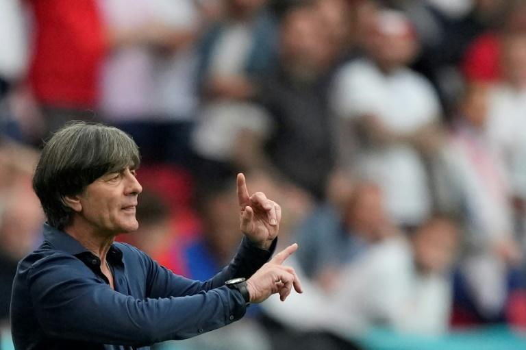 Germany head coach Joachim Loew steps down after 15 years in charge following defeat at Wembley