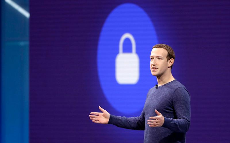 Lawyers for Facebook told a California judge that they don't know what confidential material has been leaked - AP