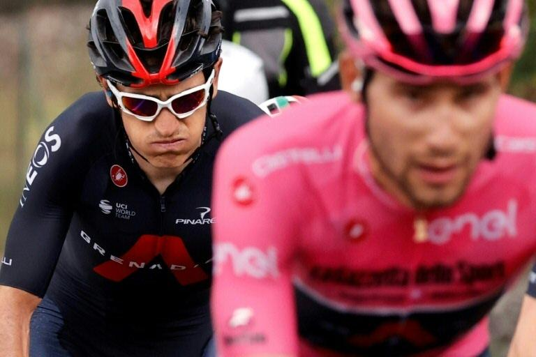 'So frustrating,' Thomas out of Giro d'Italia with pelvis fracture