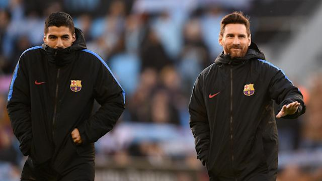 Under fire after last week's Champions League exit against Roma for failing to rest his players, the Blaugrana boss took heed with changes on Tuesday
