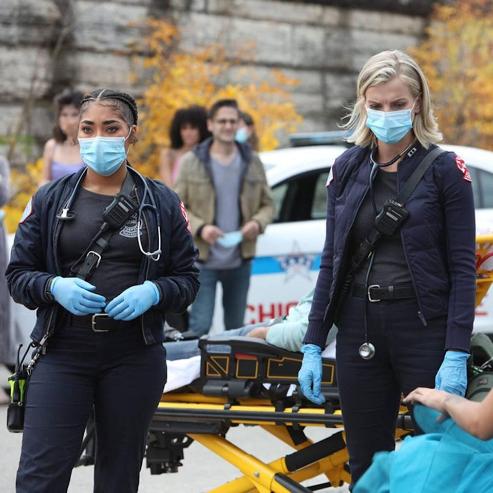 What to Expect From New Seasons of Chicago Fire and Chicago Med