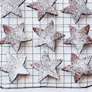 """<p>These chocolate star-shaped cookies allow you to celebrate Old Glory without all the red, white, and blue. </p><p><strong><em>Get the recipe for <a href=""""https://www.goodhousekeeping.com/food-recipes/a16186/cocoa-stars-recipe-ghk1214/"""" rel=""""nofollow noopener"""" target=""""_blank"""" data-ylk=""""slk:Cocoa Sugar Stars"""" class=""""link rapid-noclick-resp"""">Cocoa Sugar Stars</a>.</em></strong></p>"""