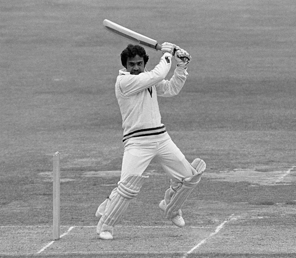 Batting at Lord's in 1979 - Patrick Eagar/Popperfoto via Getty Images