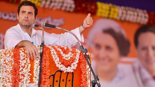 You supported my grandmother when she needed it the most and I can never forget this, Rahul Gandhi said at the rally in Chikmagalur, in poll-bound Karnataka.