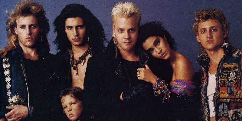 The Lost Boys (Credit: Warner Bros)