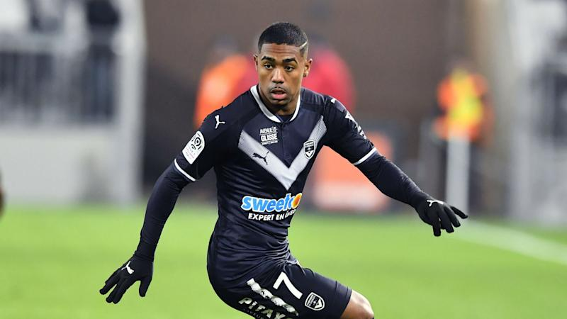 Tottenham to hijack Arsenal's bid to sign Malcom from Bordeaux