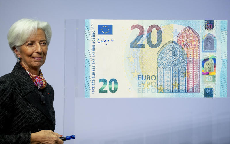 Euro zone inflation accelerates more than expected in November