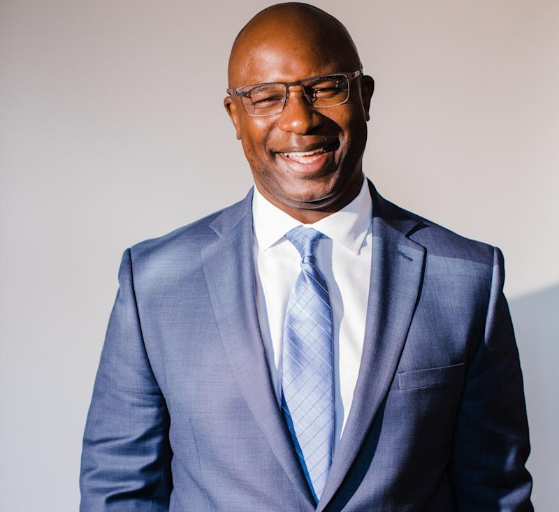 Jamaal Bowman, the founder and principal of a public middle school in the Bronx, is running to unseat Rep. Eliot Engel (D-N.Y.). Engel has served in Congress since 1989. (Photo: Jamaal Bowman for Congress)