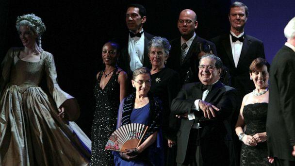 PHOTO: Opening night of the Washington National Opera production of 'Ariadne Auf Naxos' at The Kennedy Center Opera House, Oct. 24, 2009, in Washington, DC. (Karin Cooper/Getty Images, FILE)