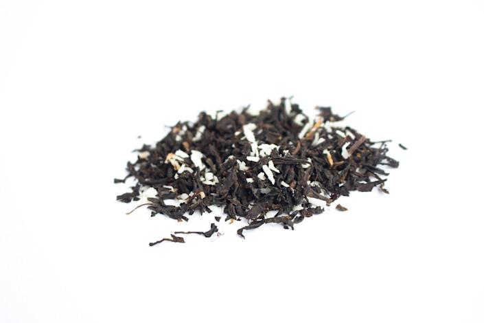"""<p><strong>Rise & Grind Black Tea, 1.5-oz.</strong></p><p>ivystea.com</p><p><strong>$15.00</strong></p><p><a href=""""https://ivystea.com/collections/tea/products/rise-grind"""" rel=""""nofollow noopener"""" target=""""_blank"""" data-ylk=""""slk:BUY NOW"""" class=""""link rapid-noclick-resp"""">BUY NOW</a></p><p><a href=""""https://www.ivystea.com/"""" rel=""""nofollow noopener"""" target=""""_blank"""" data-ylk=""""slk:Ivy's Tea"""" class=""""link rapid-noclick-resp"""">Ivy's Tea</a> is a hip-hop-inspired brand that sells teas, honeys, and limited-edition china teacups that give nods to song titles, lyrics, and even one beloved rapper. (My personal favorite is a cup of Rise & Grind black tea with <a href=""""https://www.ivystea.com/collections/the-honey/products/side-piece-honey?variant=39459914755"""" rel=""""nofollow noopener"""" target=""""_blank"""" data-ylk=""""slk:Side Piece cinnamon-infused honey"""" class=""""link rapid-noclick-resp"""">Side Piece cinnamon-infused honey</a>.) The company's owned and operated by a trained herbalist, so the blends are crafted for both taste and health benefits. Good for you, and good for others, too: On the third Friday of every month, Ivy's Tea gives a portion of the day's sales to charity. </p>"""