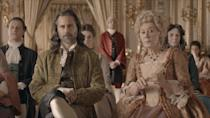 """<p>Based on the novel by Fernando J. Múñez, this Spanish period drama is set in 1720 Madrid, following the love story between a talented cook and a widowed duke who recently returned to aristocratic society.</p> <p><a href=""""http://www.netflix.com/title/81354529"""" class=""""link rapid-noclick-resp"""" rel=""""nofollow noopener"""" target=""""_blank"""" data-ylk=""""slk:Watch The Cook of Castamar on Netflix now"""">Watch <strong>The Cook of Castamar</strong> on Netflix now</a>.</p>"""
