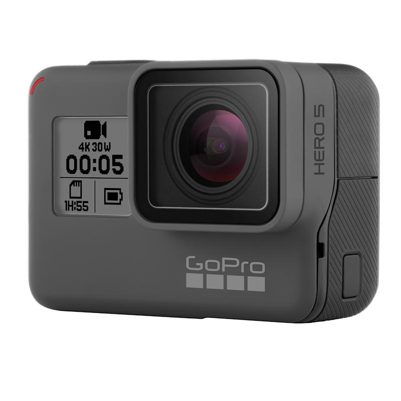 You can take this action camera diving with you. (Photo: Walmart)