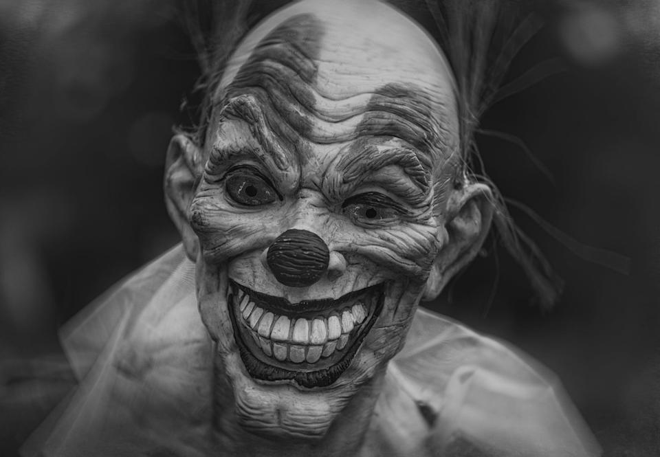 <p>Make sure your friends aren't afraid of clowns! If so, this will surely scare them. </p>