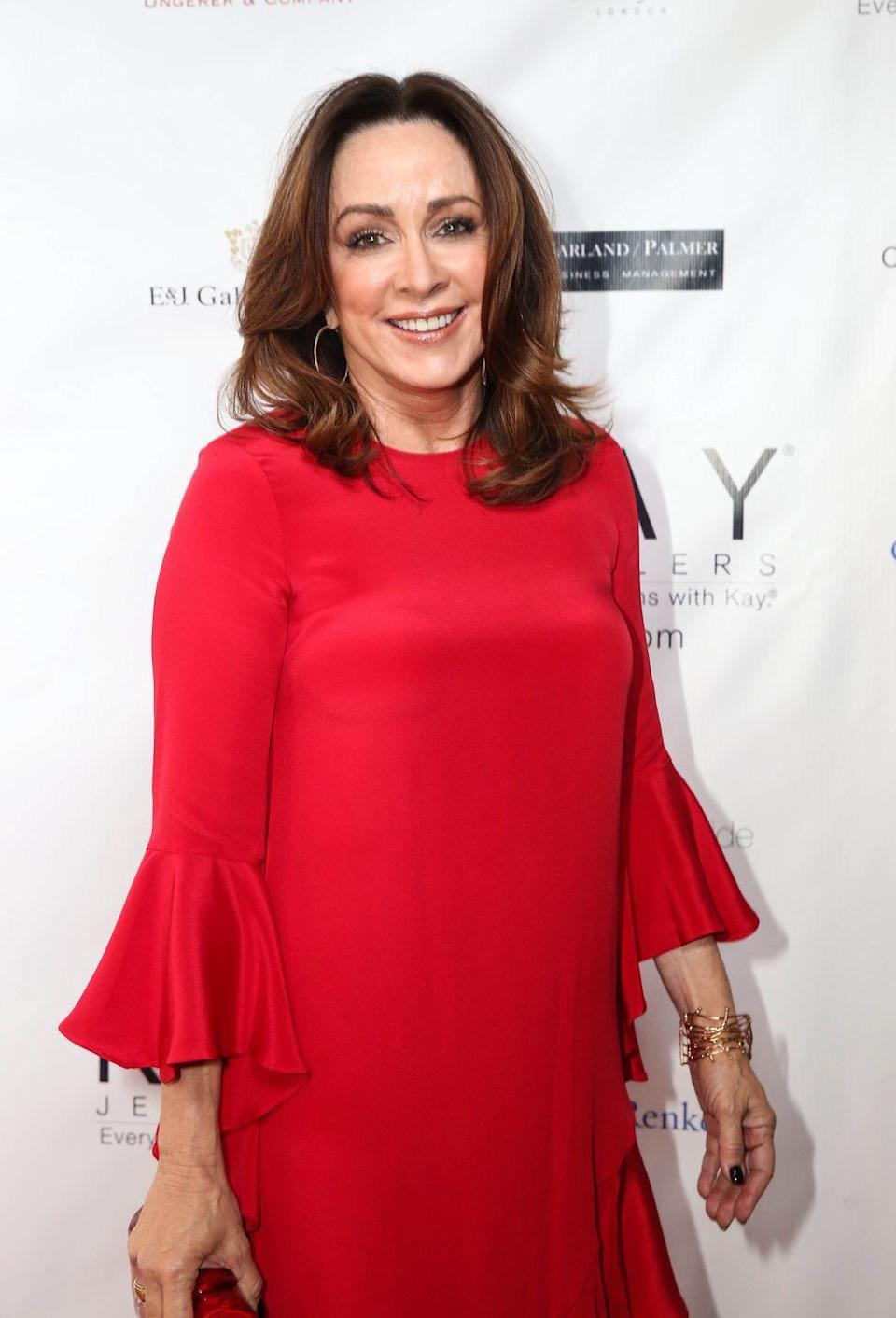"""<p>The star of <em>The Middle </em>had a tummy tuck and breast reduction in 2003. """"It's better to be honest if you can. There is a lot in Hollywood that is not as it seems,"""" Heaton <span class=""""redactor-unlink"""">told </span><a href=""""http://www.people.com/people/archive/article/0,,20140945,00.html"""" rel=""""nofollow noopener"""" target=""""_blank"""" data-ylk=""""slk:People"""" class=""""link rapid-noclick-resp"""">People</a> at the time. """"I had four C-sections and my stomach looked like the map of the world. My breasts were hanging down to here from breastfeeding those babies, and my nipples were like platters. I wanted to fit into the gowns that I finally got to wear.""""</p>"""