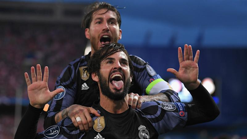 Real Madrid end Atletico's Champions League dream again