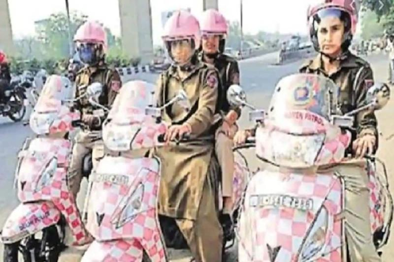 UP Govt Sets up 'Pink Patrol' as Part of Mission Shakti Drive For Women Safety