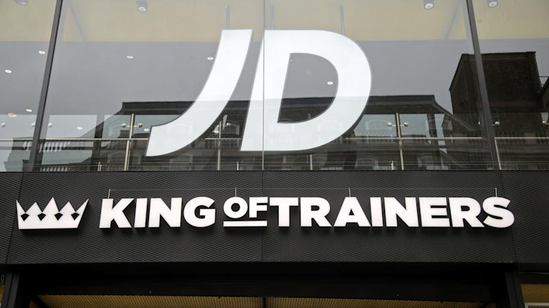 JD Sports shuts stores as virus causes 'major disruption'