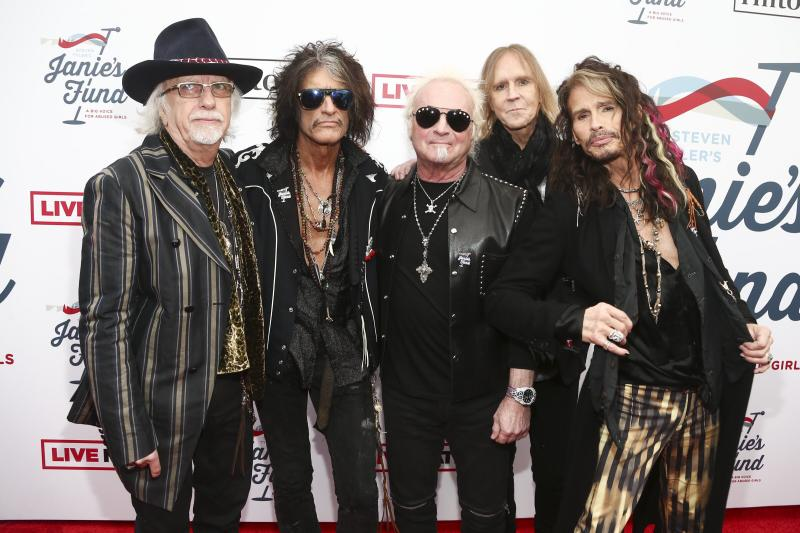 Judge denies Aerosmith drummer Joey Kramer's lawsuit to play at Grammys event this weekend