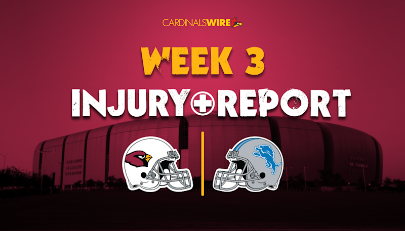 Christian Kirk, Jordan Phillips miss practice on Wednesday with injuries