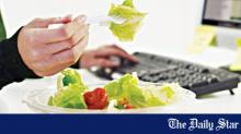 Healthy eating habits for better productivity