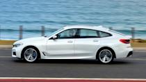 """<p><strong>BMW: 3 Series Gran Turismo, 6 Series Gran Turismo</strong></p> <p>BMW offed the <a href=""""https://www.autoblog.com/2019/08/09/bmw-kills-3-series-gt-6-series-gt-6-series-gran-coupe/"""" data-ylk=""""slk:last of the 6 Series in America"""" class=""""link rapid-noclick-resp"""">last of the 6 Series in America</a> this year, and the strangely shaped 3 Series Gran Turismo is following suit. These Gran Turismo cars never really knew what they were, and consumers were likely confused by them, too. Adding a hatchback to a regular sedan is great for utility, but they never looked quite right. Buyers are much more into crossovers in America, and these tall-ish sportback things don't quite fit any sort of mold. We're not too broken up over their short deaths, as BMW has plenty of <a href=""""https://www.autoblog.com/2019/04/09/bmw-x5-review/"""" data-ylk=""""slk:other models"""" class=""""link rapid-noclick-resp"""">other models</a> that serve the same purpose in its lineup.</p>"""