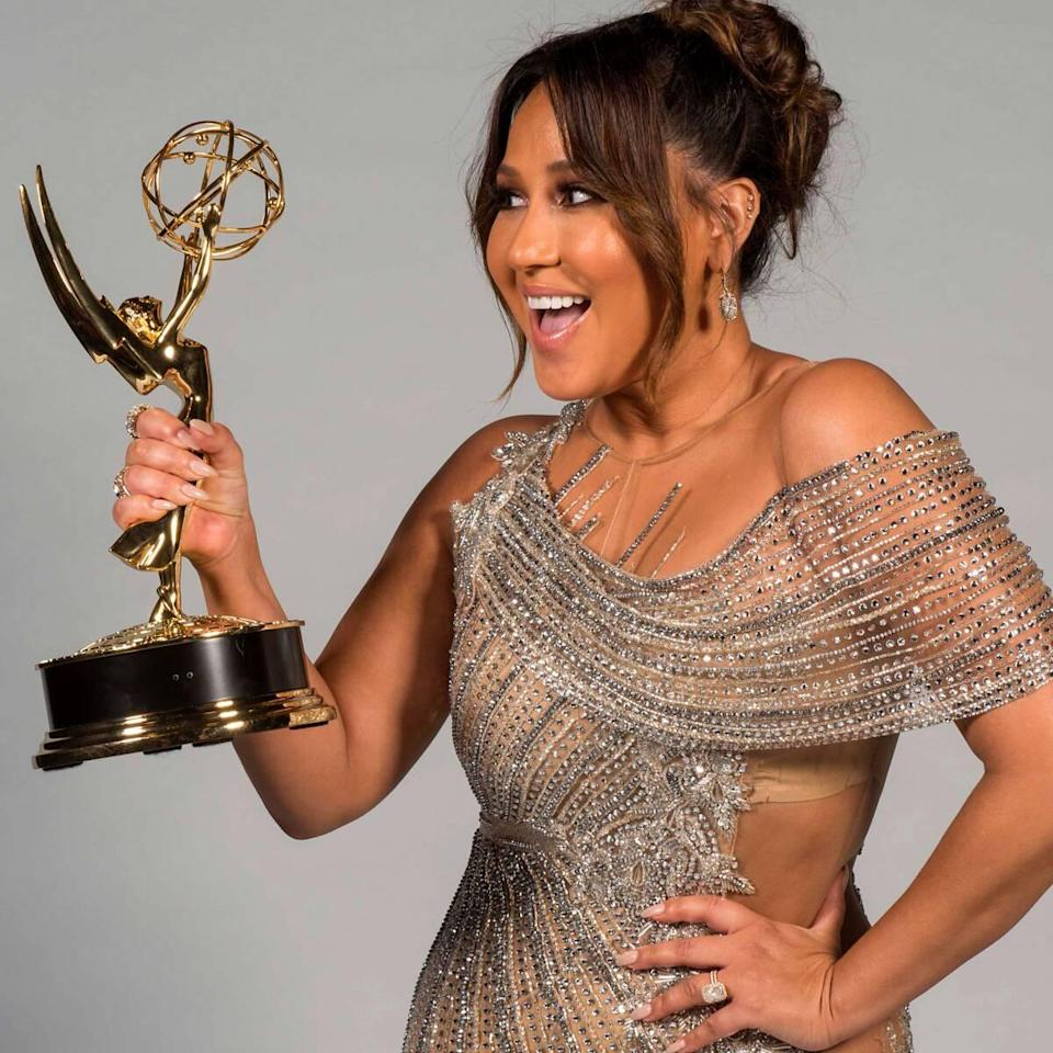 From Cheetah Girl to Emmy Winner: Adrienne Bailon Shares the Playbook for Creating Her Own Fairytale