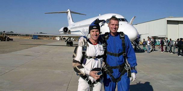 PHOTO: Donald Zarda, seen here with his partner Bill Moore, was fired in 2010 by Altitude Express, Inc., after telling a customer that he was gay. (Zarda Estate)
