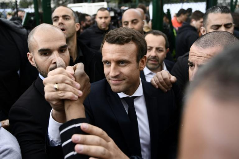 Emmanuel Macron inspires genuine passion among his supporters
